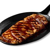 Filete de pollo BBQ
