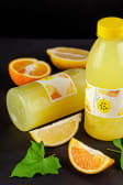 Лимонад Апельсин (0,3л)