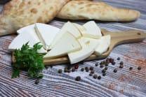 ყველი შებოლილი