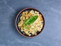 Відварено рис. Приправи товчені. Джайпур обережний. (150г)