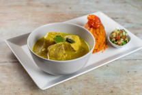 """Tuna curry """"Kiri Malu"""""""