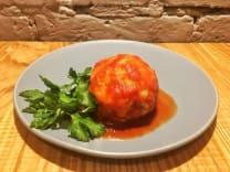 Тефтеля свинна в томатному соусі (90/30г)