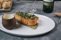 Oven Baked Salmon Fillet