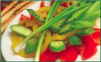 Овочеве асорті (300г)