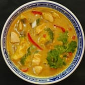 Тайське карі з куркою (300г)