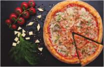 Піца Маргарита (500г)
