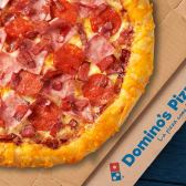 Pizza Mediana - Oklahoma Bacon Crispy