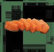 20. Sashimi salmón (6 uds)