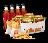 King Box za 4 osobe