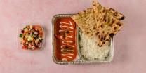 Butter Chicken  Lunch Box