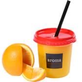 Апельсиново-яблучний фреш (300мл)