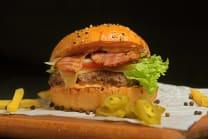 Hot Macho Burger