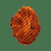 Croissant planxat de nutella