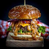 Rocher burger