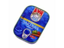 Sardine s povrćem u umaku Eva 115 g / 58 g