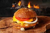 2x Chicken Burger Menu