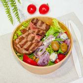 Стейк салат з яловичиною гриль (260г)