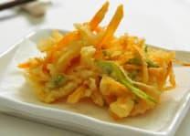 Tempura Végétarienne