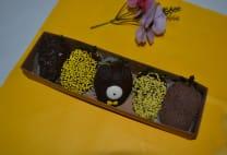 Teddy Bear Yellow 5pcs