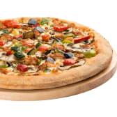 30% Pizza Rústica de pollo