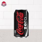 კოკა-კოლა ზერო (ქილის)/Coke Zero