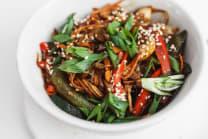 Рисова локшина з овочами(350г)