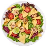 Салат з креветками та манго (360г)