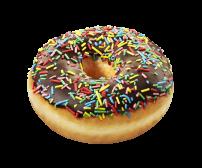 Dunkin Choco Topping