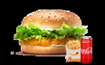 კინგ ჩიქენის მენიუ/King Chicken Menu