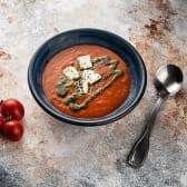Суп томатний суп з фетою та травами (270г)