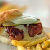 Burger Marbella (150 g.)