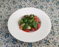 Новий овочевий з різним маслом (270г)