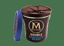 Tarrina Magnum - Double chocolate deluxe (440ml)