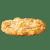 Cookie choco blanco con nueces Horneada
