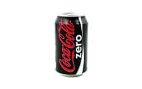 კოკა-კოლა ზერო 0.33ლ / Coca-Cola Zero 0.33L