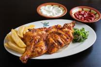 Lebanese half Chicken Grilled