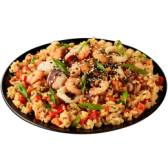 Тяхан з морепродуктами (360г)
