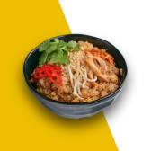 Рис з куркою (350г)