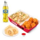 Combo Chinabox Honey Chicken