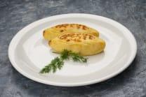 Зраза картопляна з капустою (200/40г)