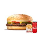 ჰამბურგერ მენიუ / Hamburger Menu
