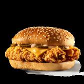 Dublu Crispy Burger