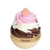 Choco mousse 2in1 bath muffin bomb