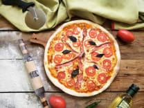 პიცა პროშუტო 33 სმ