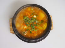 Soy Bean Paste Soup (with rice)