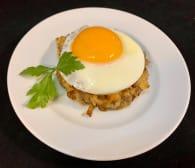 Біфштекс з яйцем (160г)