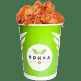 Крильця курячі кисло-солодкі (15шт)