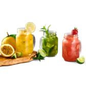 Limonada de frutilla (500 ml.)