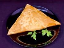 Чебурек з сиром та зеленню (150г)
