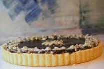 შოკოლადის ტარტი